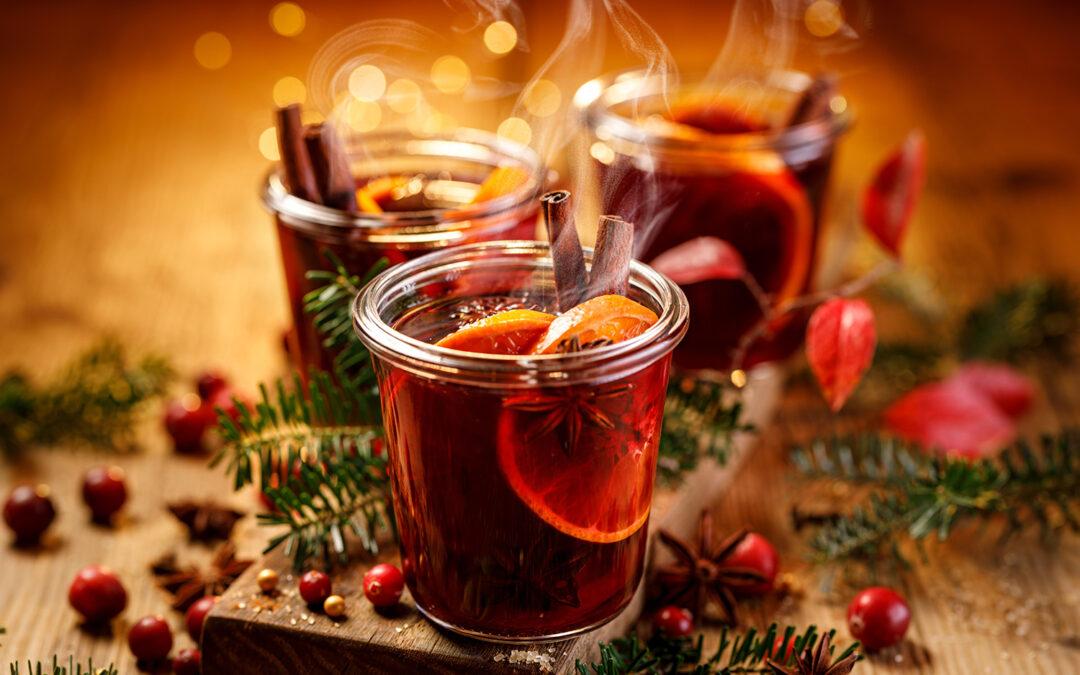 Julbord och jultallrik